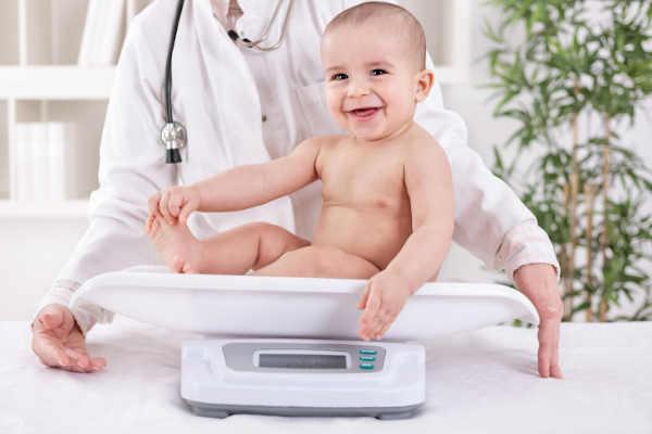 Вес ребенка в 9 месяцев