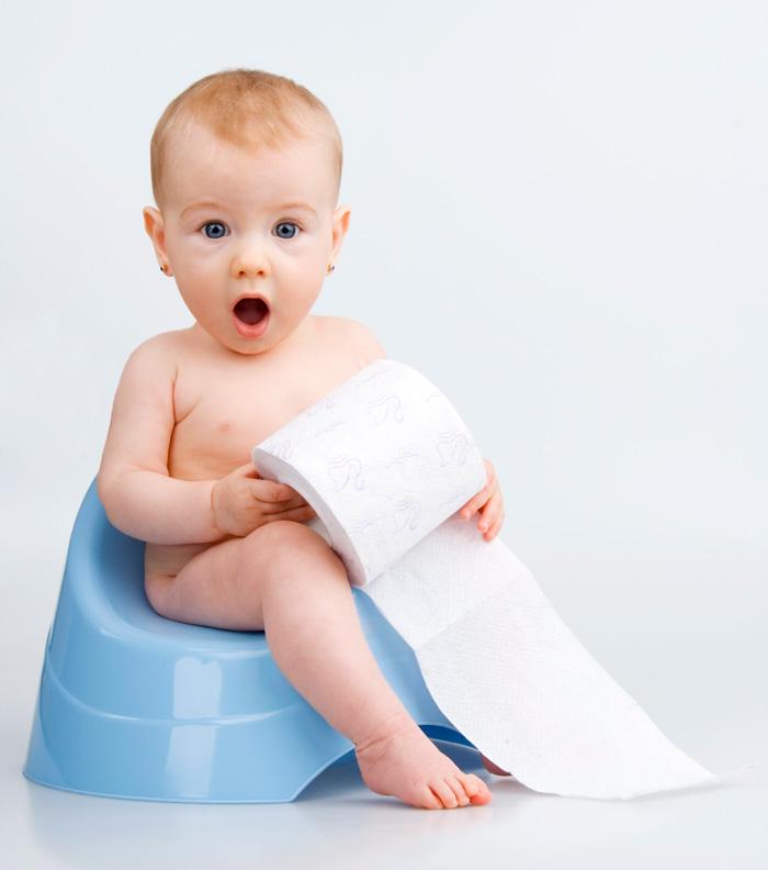 Запор у ребенка 8 месяцев